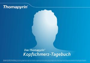 Thomapyrin Kopfschmerz-Tagebuch