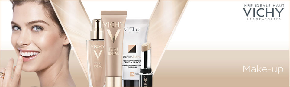 Make-up von Vichy