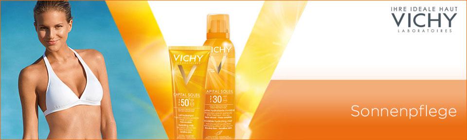 Sonnenschutz von Vichy