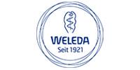 Logo Weleda Markenshop