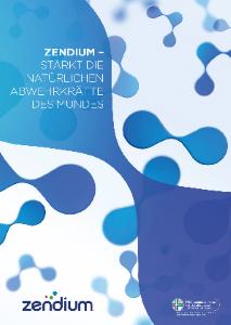 Zendium Broschüre