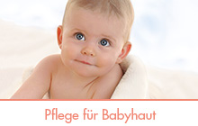 Pflegeprodukte für empfindliche Babyhaut von Avéne