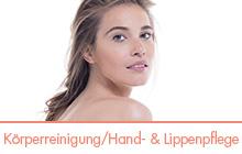 Körperreinigung und Hand- & Lippenpflege von Avéne