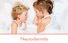 Produkte bei Neurodermitis von Avéne