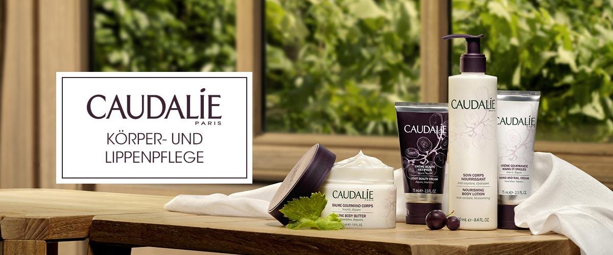 MW Caudalie Körper- & Lippenpflege