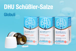 DHU Schüßler-Salze globuli