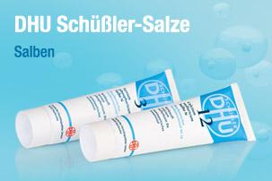 DHU Schüßler-Salze salben