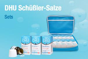 DHU Schüßler-Salze sets