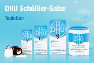 DHU Schüßler-Salze tabletten
