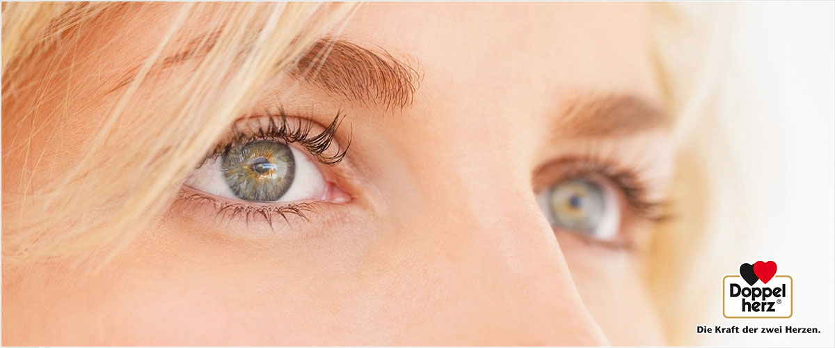 Doppelherz Produkte für die Augengesundheit
