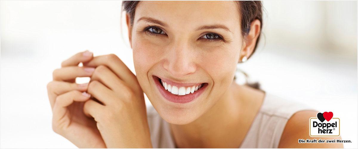 Doppelherz Produkte für Haut, Haare und Nägel