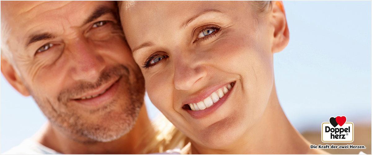 Doppelherz Produkte für Niere, Blase und Prostata