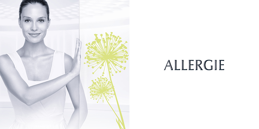 Eucerin - Allergie Banner