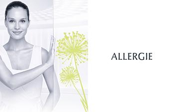 allergie Kachel