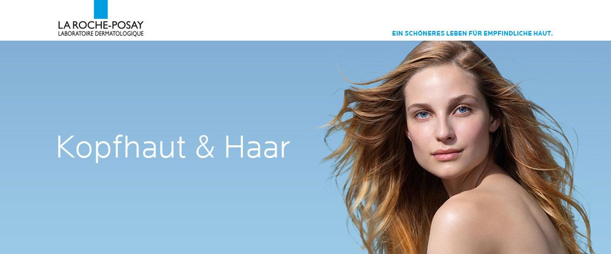 La Roche-Posay Produkte für Kopfhaut und Haar