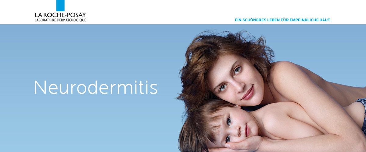 La Roche-Posay Produkte für Neurodermitis-Haut