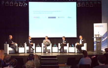 E-Commerce-Hauptstadt Berlin Veranstaltung in der Kulturbrauerei