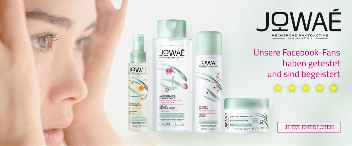 Jowae FB Produkttest 2018-07-12