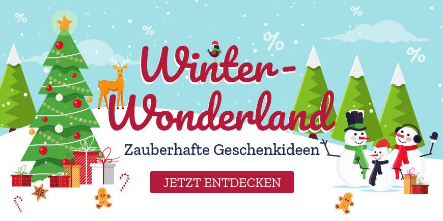 Bühne1 APONEO-Winter-Wonderland zauberhafte Geschenkideen