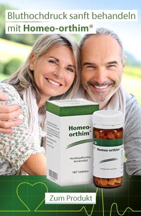 Homeo Orthim Tabletten – Homöopathisches Arzneimittel