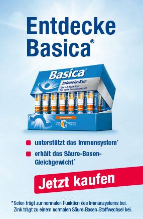 Basica Intesiv Kur aus Ihrer Apotheke