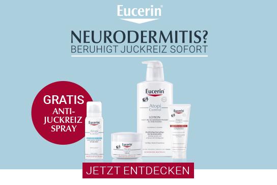 Eucerin AtopiControl Produkte