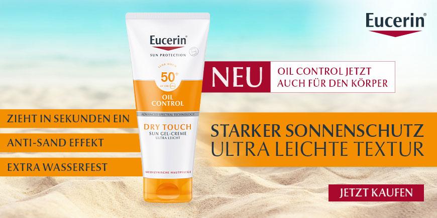 Eucerin Sun Gel-Creme