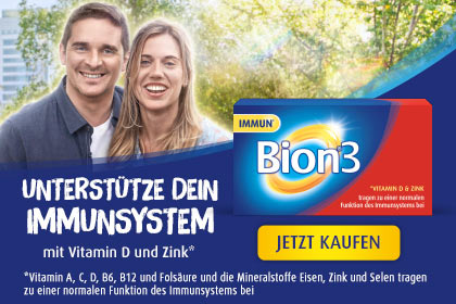 Bion 3 Immun aus Ihrer Apotheke