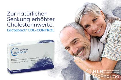 LDL Control Lactobact aus Ihrer Apotheke