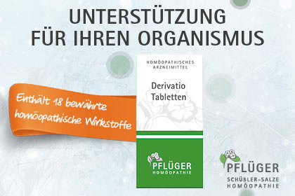 Derivatio Tabletten Pflüger