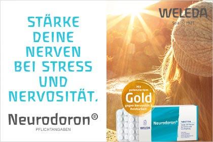 Neurodoron Tabletten aus Ihrer Apotheke