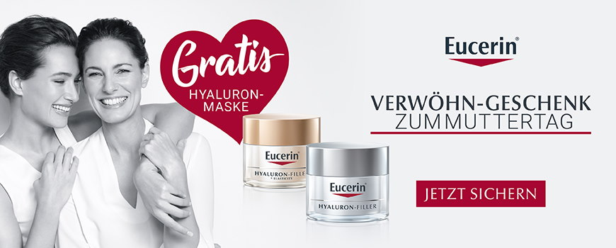 Eucerin Muttertag AA Banner