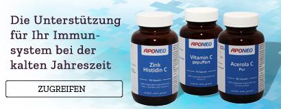 Vielfältige Immunpräparate von Aponeo