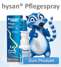 Hysan-Pflegespray