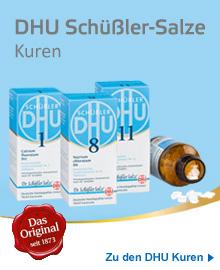 DHU Schüßler-Salze Kuren