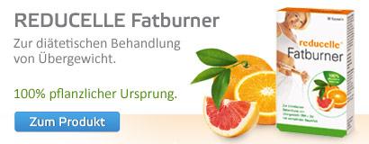 Raducelle Fatburner, zur diätetischen Behandlung von Übergewicht.