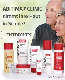 Medizinische Hautpflegeserie bei trockener Haut von Dermatologen entwickelt