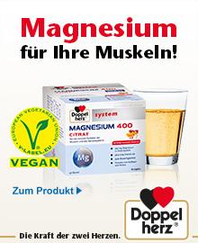Doppel Herz Magnesium