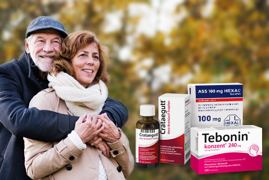 Bild-Text-Teaser Arzneimittel Herz-Kreislauf