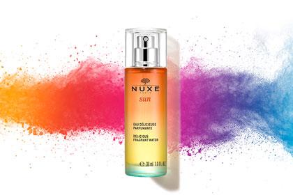 Nuxe Sun Eau Delicieuse Body Splash Spray