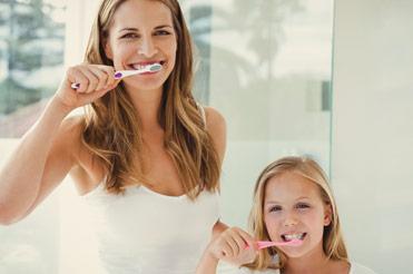 Produkte für die Zahn- und Mundpflege