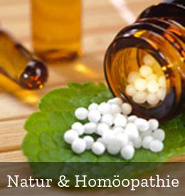 Natur & Homöopathie - sanfte Gesundheit aus der Apotheke