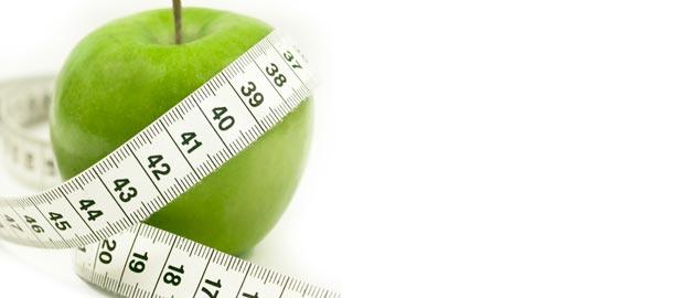 Gesund essen, bewegen und abnehmen