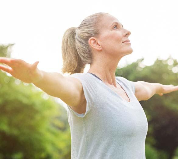 Osteoporose - Formen, Symptome und Therapie