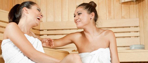 Sauna – Schwitzen für die Gesundheit