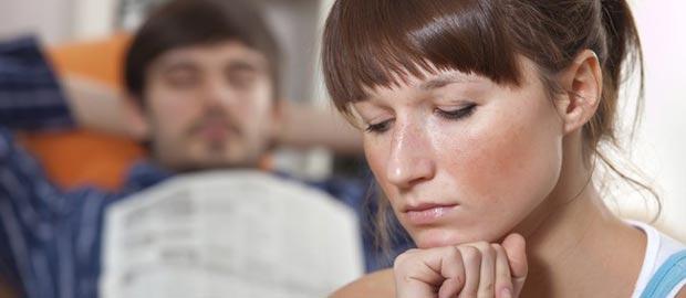 Schlaf wirkt sich auf Beziehung aus