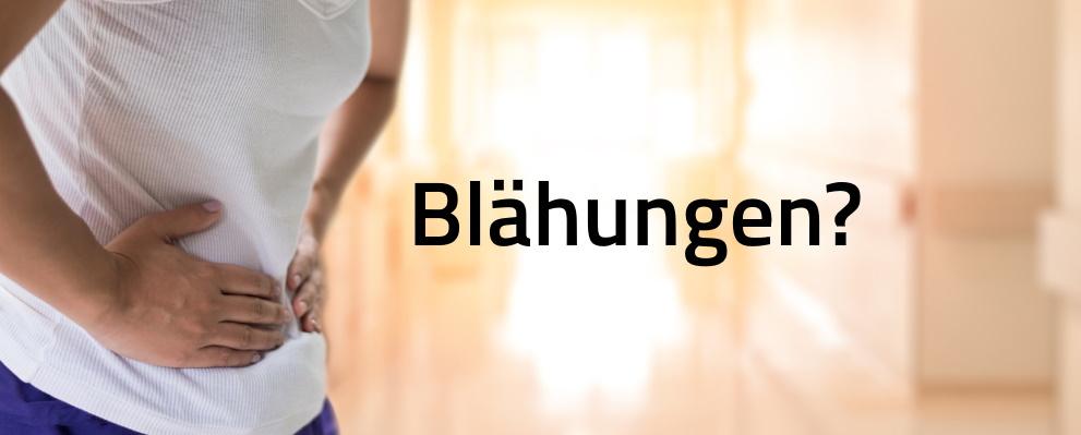 Blähungen - Ursachen und Behandlung von Flatulenz