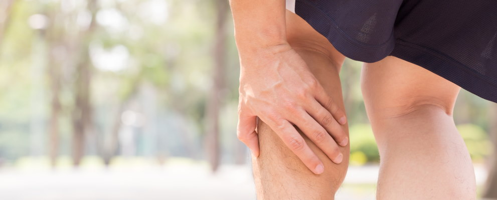 Wadenkrämpfe – wenn die Muskulatur verkrampft